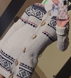 Levi's long sweater